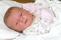 Mamince Nikole Červové ze Stráže nad Nisou se 8. dubna narodila dcera Sofie. Měřila 48 cm a vážila 3,44 kg.