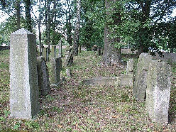 Českolipský židovský hřbitov je jednou znejstarších dochovaných historických památek ve městě.