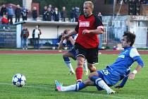 Arsenal Česká Lípa - Mimoň 3:1.
