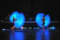 Sál kulturního domu hostí každoročně také městský ples.
