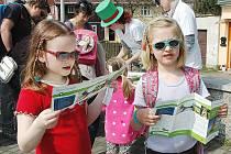 Jarní otevírání Stezky hastrmanů proběhlo v sobotu v Brništi už počtvrté.
