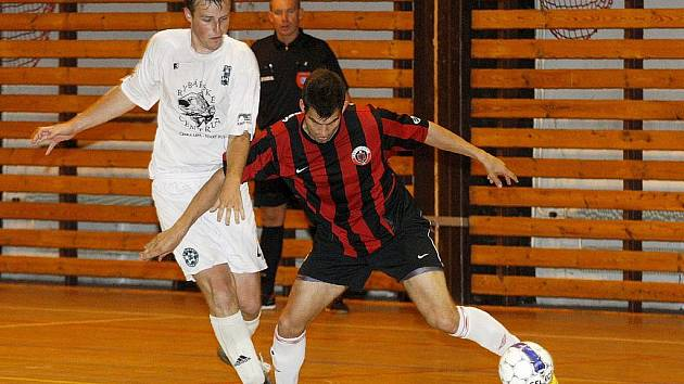 Démoni letos ovládli finále krajského poháru futsalistů. Porazili tým Andy Liberec.