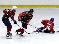 HC Česká Lípa - HC TS Varnsdorf 12:5.