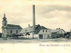 Pivovar v Jezvé byl ve 20. letech 20. st. zbořen.