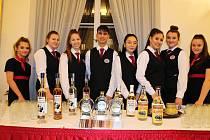 Studenti českolipské Euroškoly nechyběli u pátečního 5. Reprezentačního plesu prezidenta České republiky.