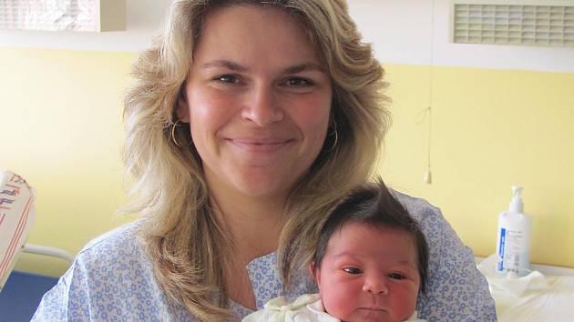 Jarmila Volfová s dcerou Nelinkou.