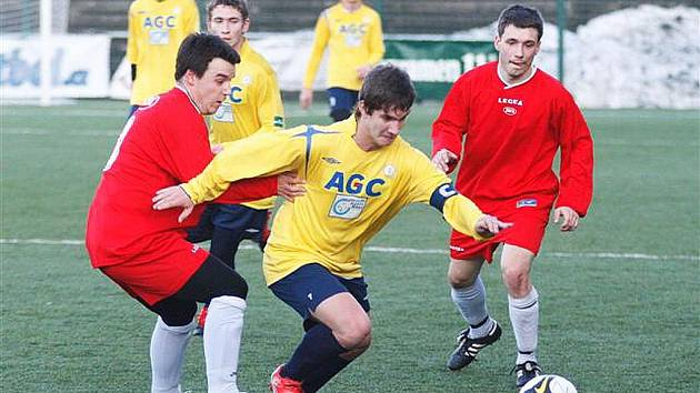 Rezerva českolipského Arsenalu prohrála v rámci děčínského turnaje s teplickým starším dorostem.