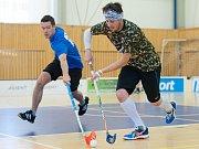 Už po jedenácté se v České Lípě konal florbalový turnaj Salming Floorball Games 2018.