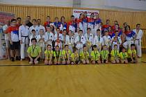 Českolipský klub karate pořádal poslední závody v sezoně.