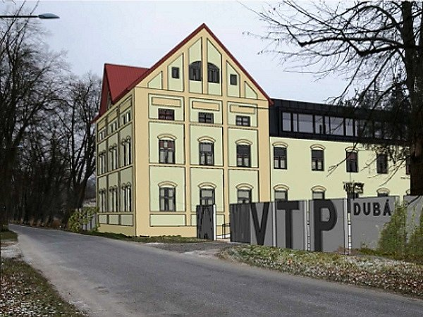 Bývalá mlékárna v Nedamově se má změnit na vědeckotechnický park. Ekologové z Arniky se ale domnívají, že ve skutečnosti půjde o spalovnu.