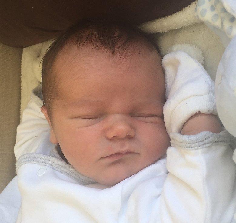 Rodičům Ivaně Kunešové a Michalu Garajčkovi z České Lípy se v sobotu 18. dubna ve 4:31 hodin narodil syn Michal Garajček. Měřil 50 cm a vážil 3,70 kg.