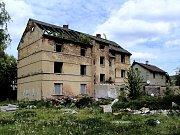 Ruina v Novém Boru půjde k zemi.