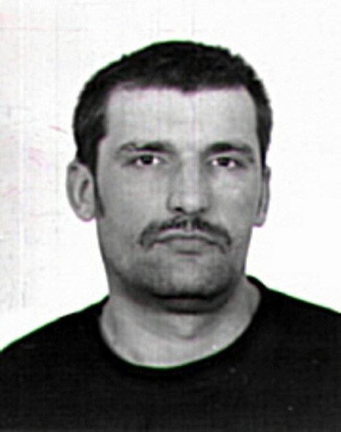 Hledaný Ladislav Bečán