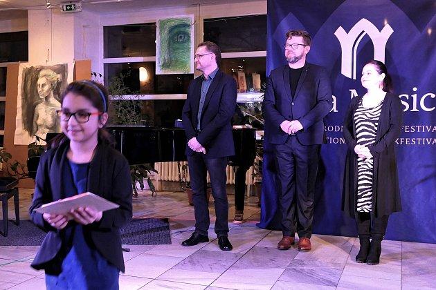 Již posedmé se uskutečnila pěvecká soutěž Lípa Cantantes, kterou pořádá Mezinárodní hudební festival Lípa Musica ve spolupráci se Základní uměleckou školou Česká Lípa.