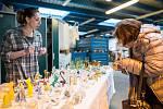 Během víkendu se otevřela i Vyšší odborná škola sklářská a Střední škola v Novém Boru.