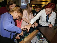 Živá knihovna povolání přinesla deváťákům novém zkušenosti.