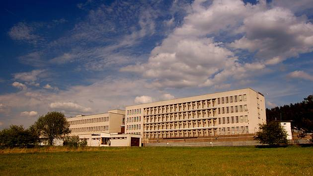 Věznice ve Stráži pod Ralskem.