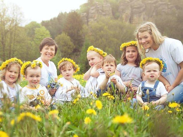 Pavlína Štěpánková ze Svojkova si se svou dcerou začala plnit sen a Mateřskou školku skřítka Ostružinky plánuje otevřít na začátku příštího roku.