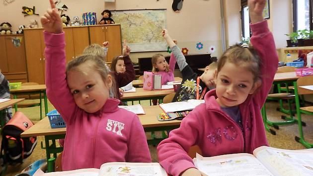 Už za necelý měsíc, v pátek 7. dubna, se budoucí prvňáčci v České Lípě zapíší do základních škol.