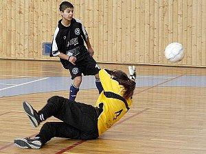 Futsalistky vstoupily do soutěže