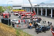 Ve stávající stanici sídlí českolipští profesionální hasiči už jedenáct let.