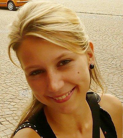 Kateřina Němcová.