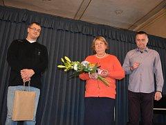 Loni si krajskou cenu odnesla Květoslava Pěčková z Liberce.