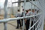 Věznice ve Stráži pod Ralskem. Ilustrační foto
