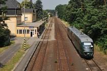 Vlak do Doks loni využilo přes tři tisíce cestujících.