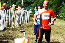 Na mezinárodní pětidenní závody v orientačním běhu Bohemia Orienteering se do Hamru sjelo přes 1500 sportovců z celého světa.
