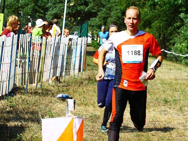 Na mezinárodní pětidenní závody vorientačním běhu Bohemia Orienteering se do Hamru sjelo přes 1500sportovců zcelého světa.