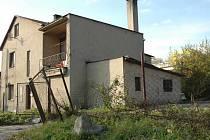 Novoborská ubytovna