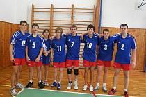 Starší žáci českolipské Lokomotivy obsadili v prvním kole Českého poháru ve volejbale čtvrtou příčku. Přesto mezi hráči zavládla spokojenost.