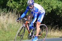 Jan Valeš, který jezdí za tým Bohemie Nový Bor, se stal vítězem závodu Pahorek 2008 v kategorii do 39 let.
