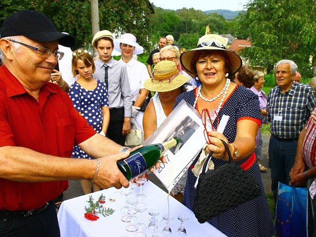 Spolek historie Mimoňska uspořádal již 8. ročník Oslav Horních vsí v Náhlově.