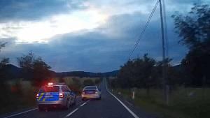 Zdrogovaný řidič ujížděl policii na Českolipsku. Hrozí mu až dva roky vězení