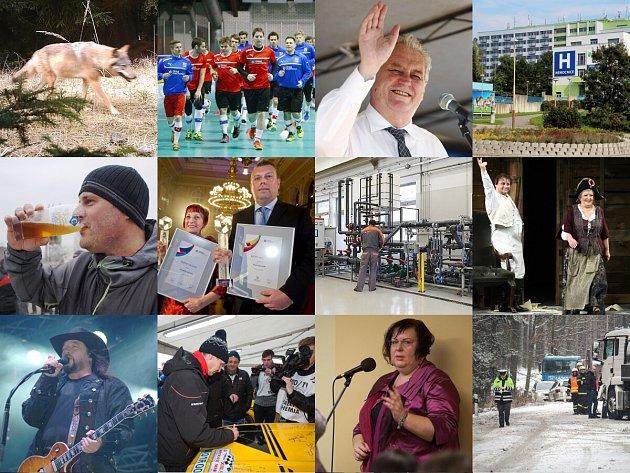 Významné události roku 2014 na Českolipsku.