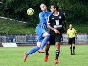 Asenal Česká Lípa - FK Kolín 1:3 (0:2).