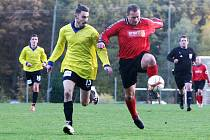 Mimoň - Hodkovice 0:4 (0:0).