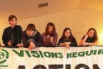 Českolipští studenti mají ekologii v malíčku.