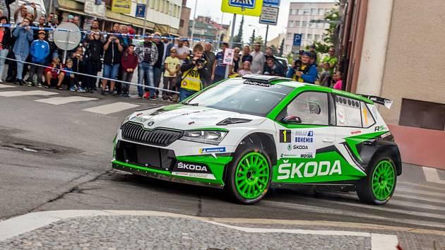 Rally Bohemia, Jan Kopecký.