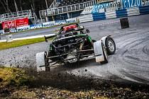 Vsobotu 19. prosince se uskutečnilo oblíbené Setkání mistrů, které ovládl rallyový mistr Václav Pech sFordem Focus WRC.