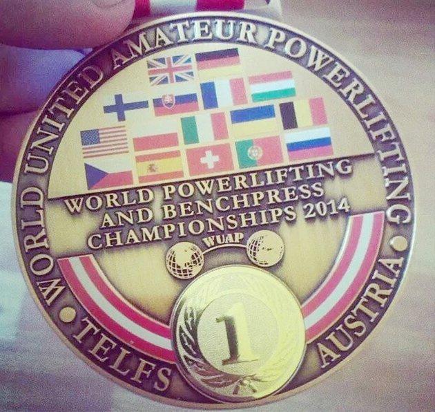 SK Metalpower získal na MS hned čtyři zlaté medaile!