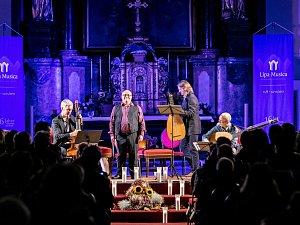 Lípu Musicu otevřel lahodný klenot v bazilice
