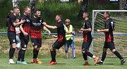 Skalice - Arsenal CL 0:3.