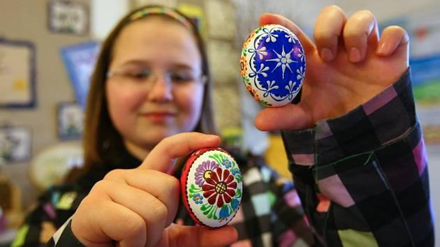Velikonoční jarmark s doprovodným programem mohli navštívit lidé v Památníku K. H. Máchy v Doksech v roce 2013.
