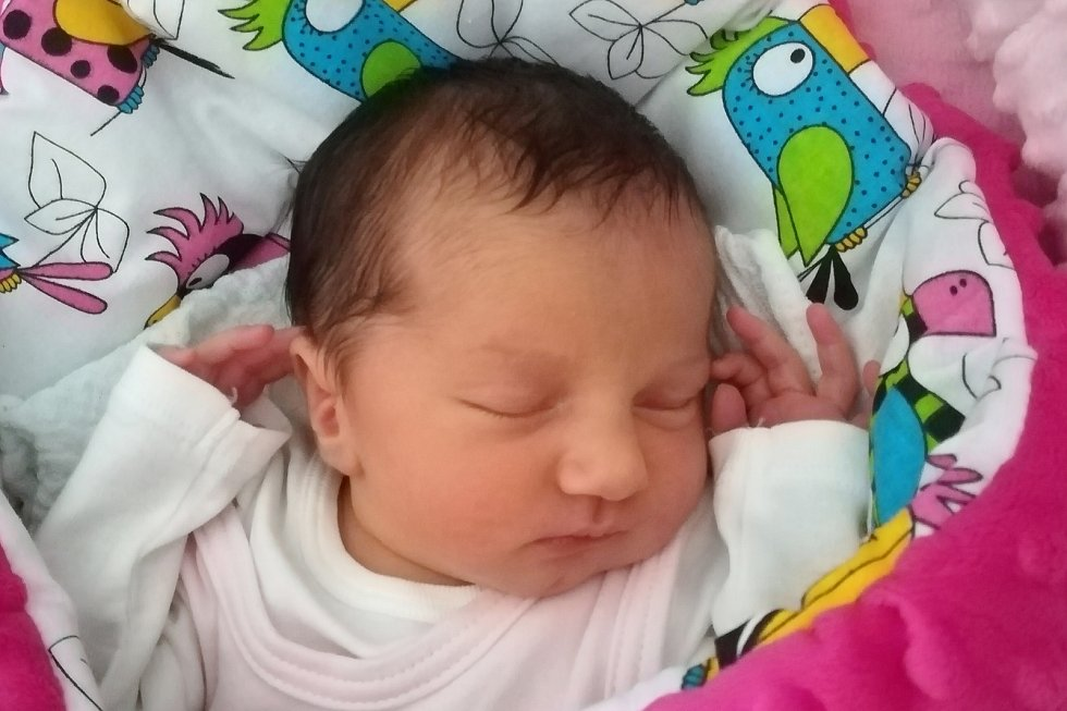 Rodičům Veronice Cenkové a Radku Chramostovi z České Lípy se ve čtvrtek 8. srpna v 5:54 hodin narodila dcera Tereza Chramostová. Měřila 48 cm a vážila 2,94 kg.