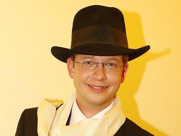 Jedním z aktérů úterního večera v českolipském divadle bude Aleš Cibulka.
