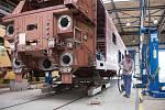 Ilustrační snímek. Česká Lípa firma Bombardier.