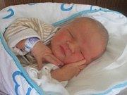 Rodičům Andree a Petrovi Šafránkovým z Nového Boru se v sobotu 30. září v 1:46 hodin narodil syn Jan Šafránek. Měřil 53 cm a vážil 3,75 kg.